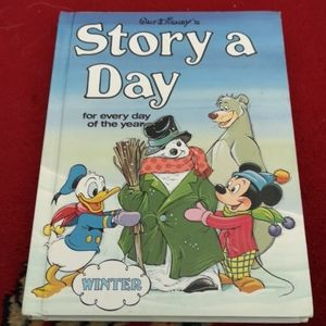 Winter - Story a Day Book